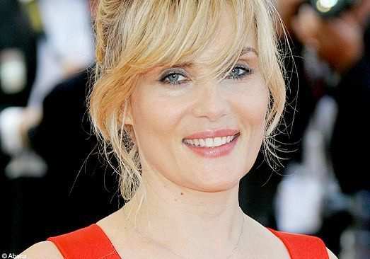 Emmanuelle Seigner actress