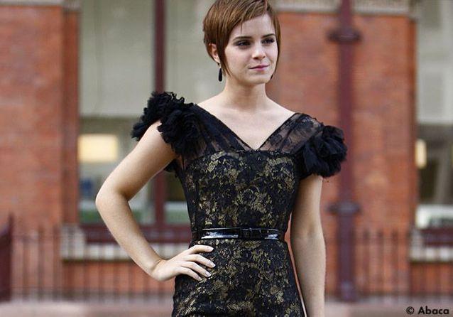 Le style minimal chic d'Emma Watson