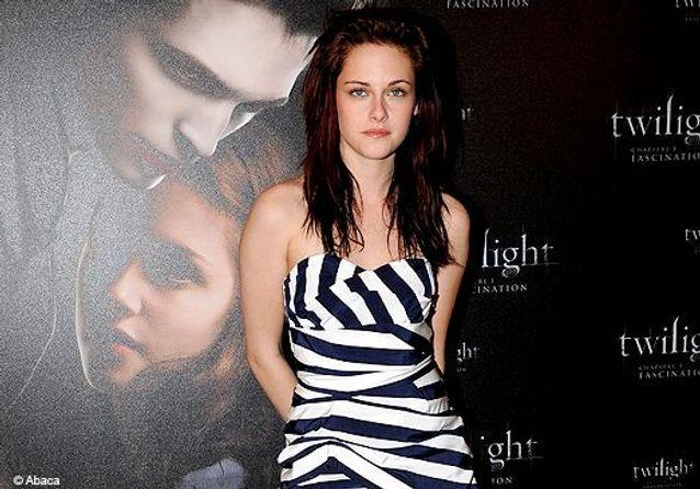 Les débuts fashion de Kristen Stewart