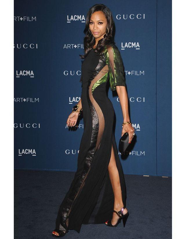 En robe sexy Gucci
