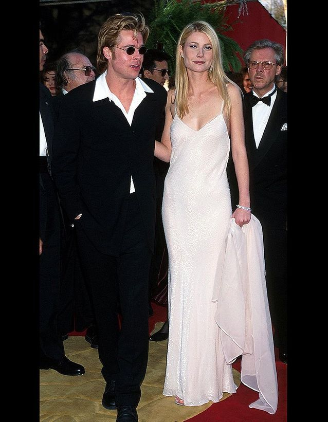 Gwyneth Paltrow en Calvin Klein