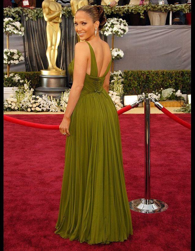 Jennifer Lopez en vintage Jean Dessès
