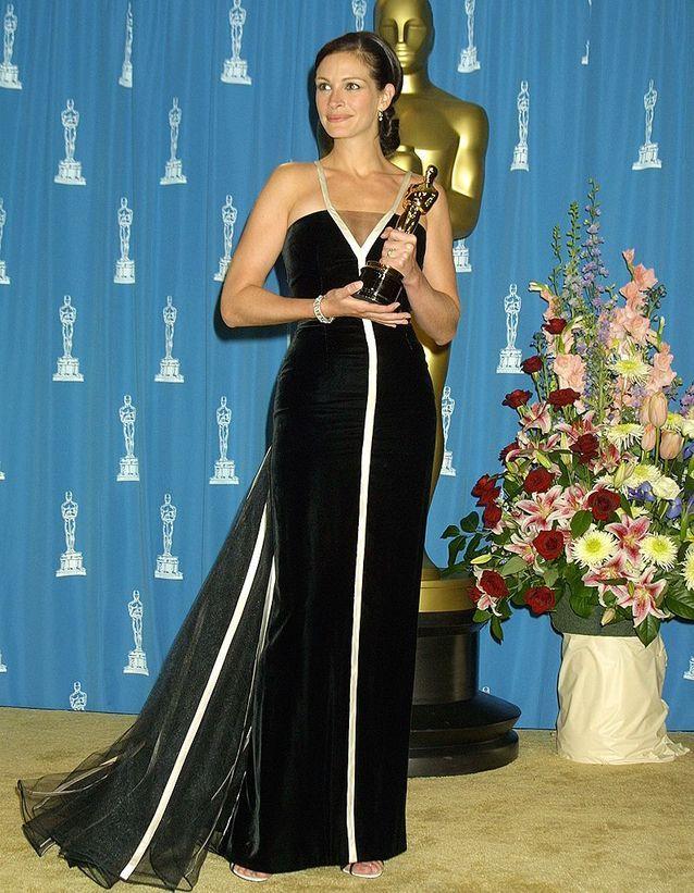 Julia Roberts en vintage Valentino