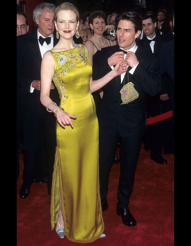 Nicole Kidman en Christian Dior