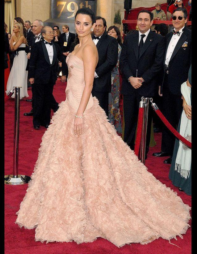 Penélope Cruz en Versace