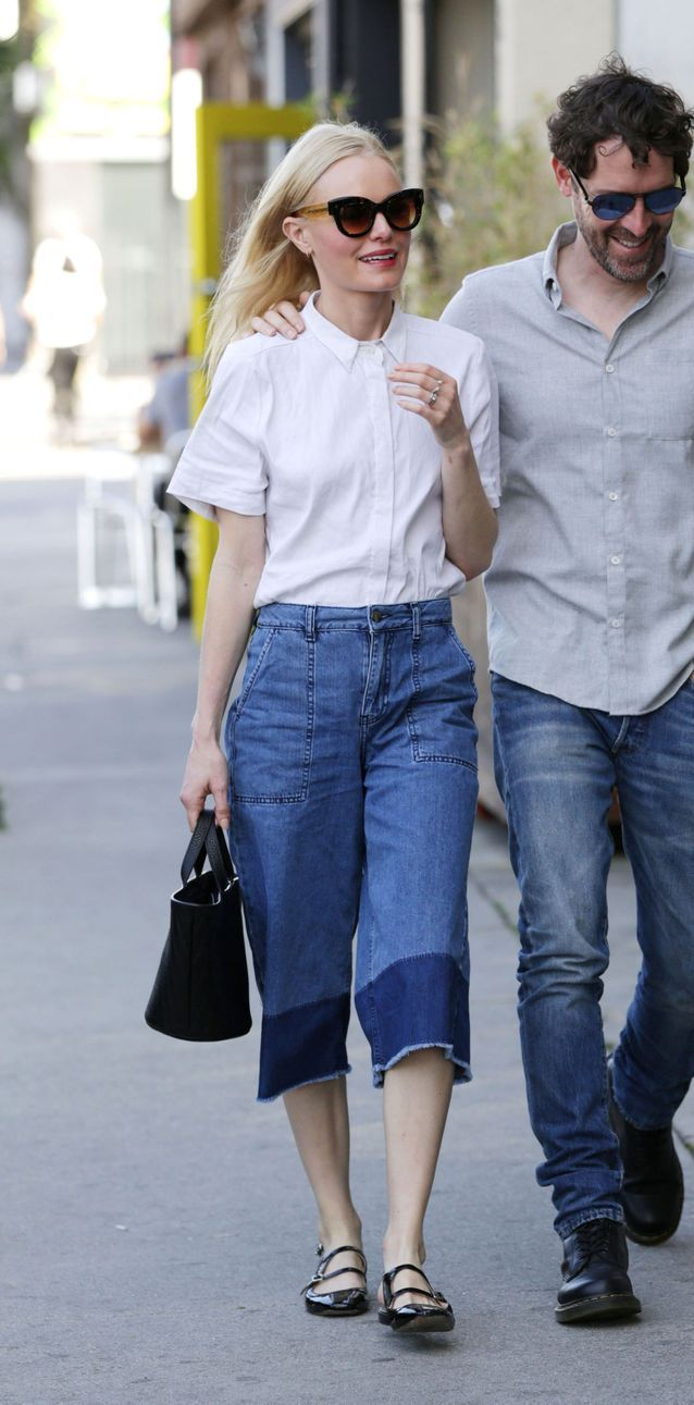Kate Bosworth en jean