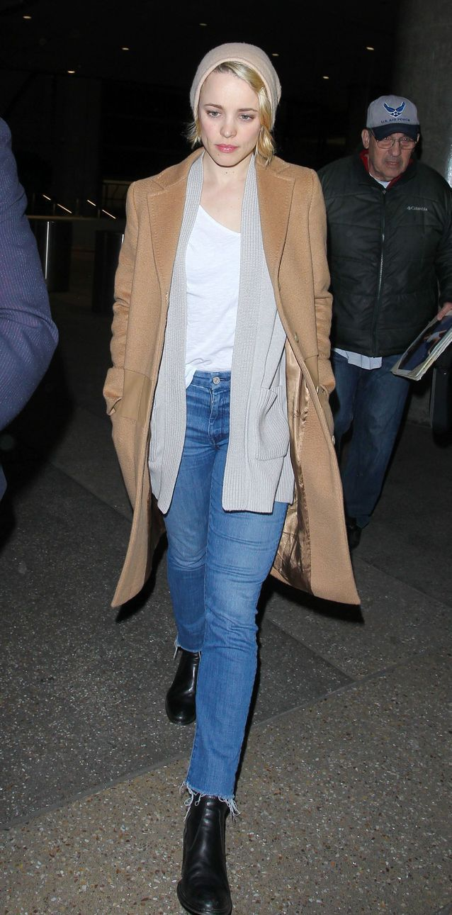 Rachel McAdams en jean