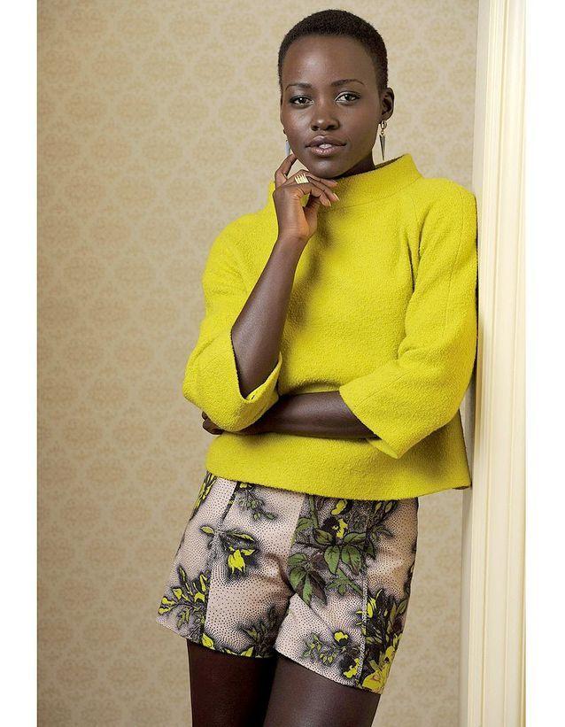 Le visage lumineux de Lupita Nyong'o