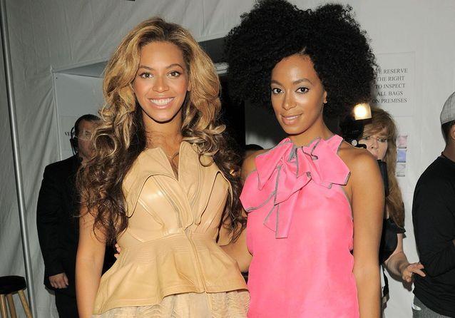 Beyoncé et Solange