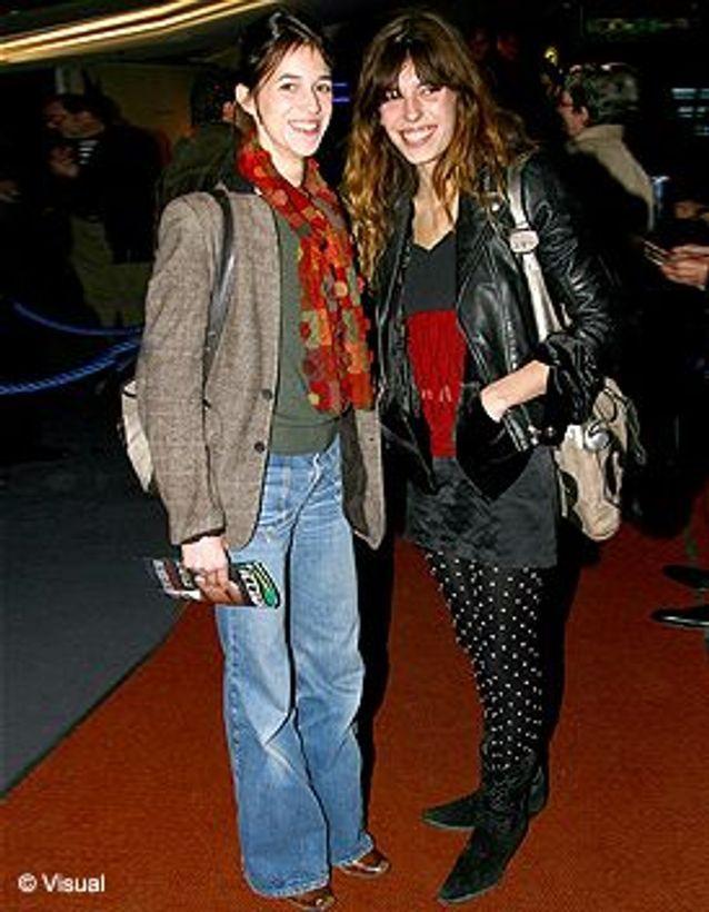 Charlotte Gainsbourg et Lou Doillon
