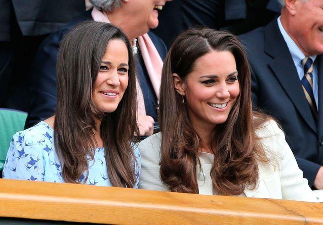 Kate et Pippa Middleton