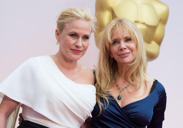Rosanna et Patricia Arquette