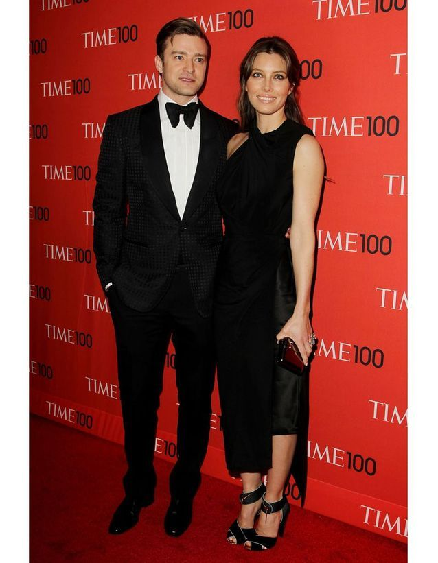 Justin Timberlake et Jessica Biel, les plus élégants
