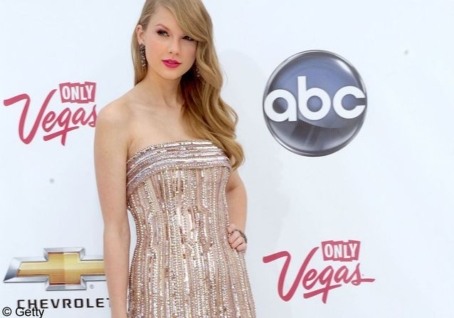 Taylor Swift, la star du strass