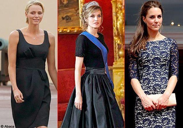 Trois princesses, trois looks: qui est la reine du style?