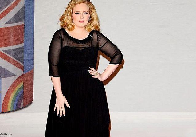 Adele, reine des Brit Awards 2012