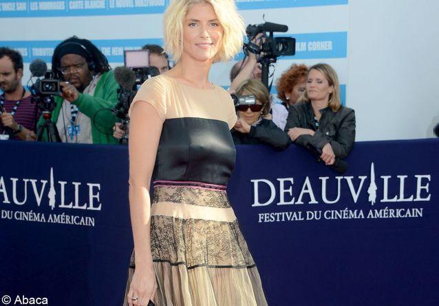 Alice Taglioni et les stars au festival du film de Deauville