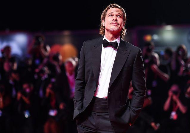 Brad Pitt et Scarlett Johansson, deux superstars à la Mostra de Venise