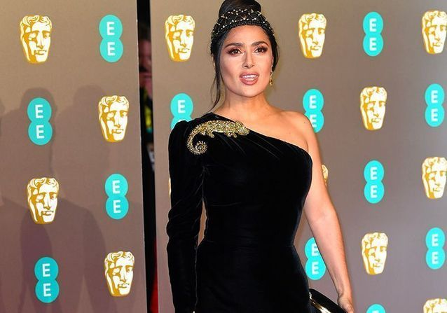 Bradley Cooper, Kate Middleton, Salma Hayek : l'incroyable tapis rouge des BAFTAs !