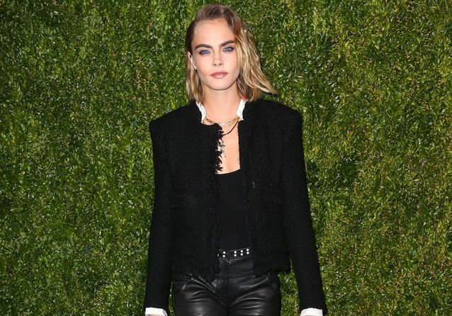 Cara Delevingne, Ashley Benson, Diane Kruger : les photos du dîner Chanel à New York