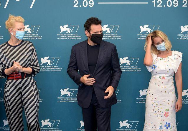 Cate Blanchett, Matt Dillon et Ludivine Sagnier