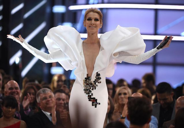 Céline Dion, star des Billboard Music Awards