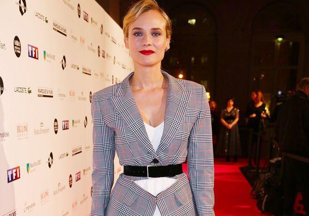 Diane Kruger, Dany Boon et Elsa Zylberstein aux Trophées du Film Français