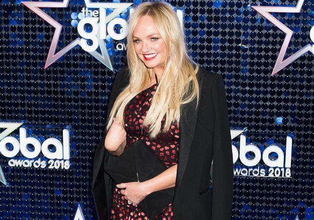 Emma Bunton, une Baby Spice au top pour les Global Awards
