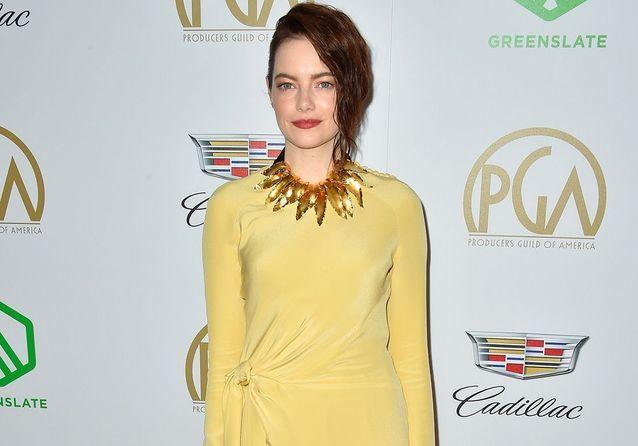 Emma Stone, le soleil de la soirée des Producers Guild Awards