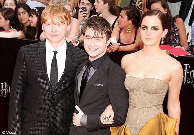 """Emma Watson, éblouissante à la première new-yorkaise du dernier """"Harry Potter"""""""