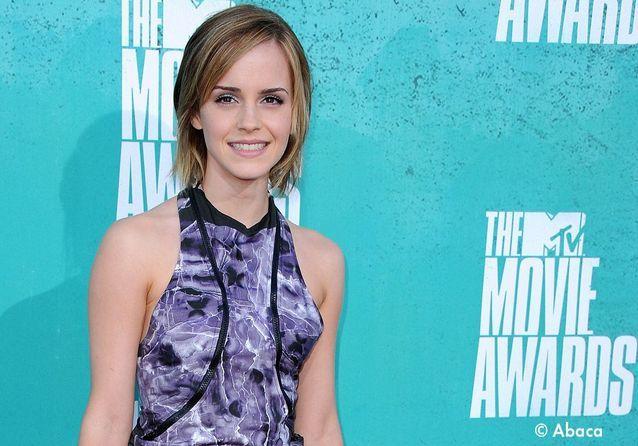 Emma Watson et toutes les stars aux MTV Movie Awards 2012