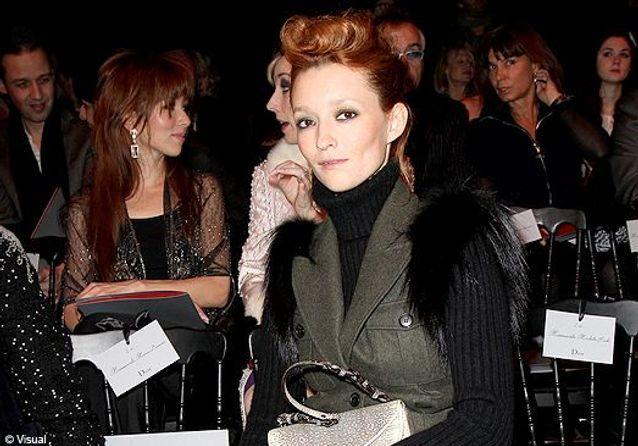 Fashion week haute couture : les people au premier rang