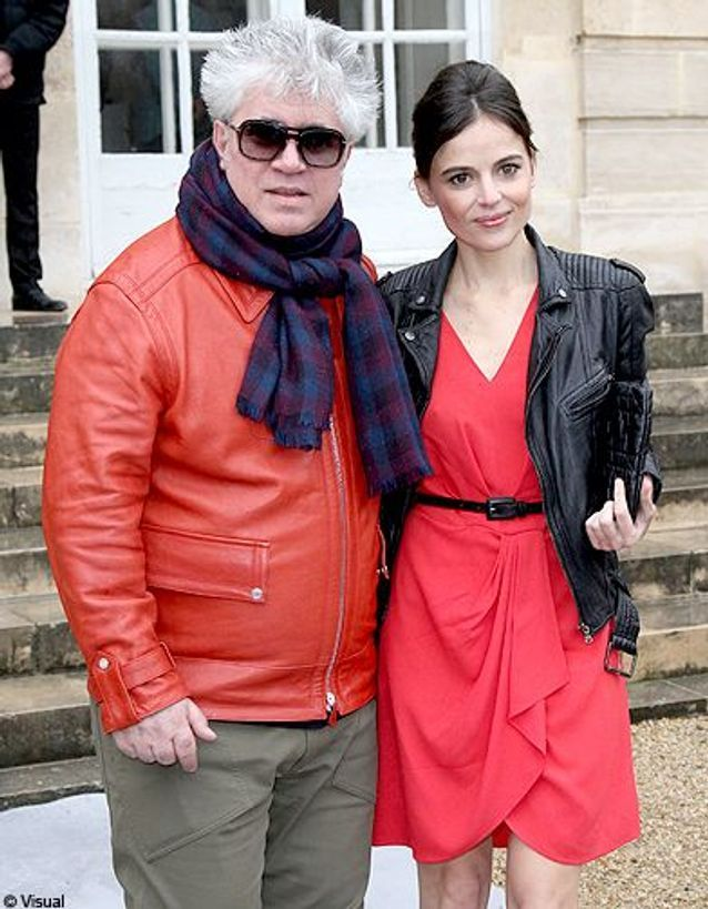 People tapis rouge defiles haute couture almodovar dior