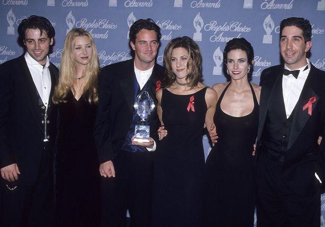 Friends : redécouvrez les premières photos des acteurs ensemble sur tapis rouge