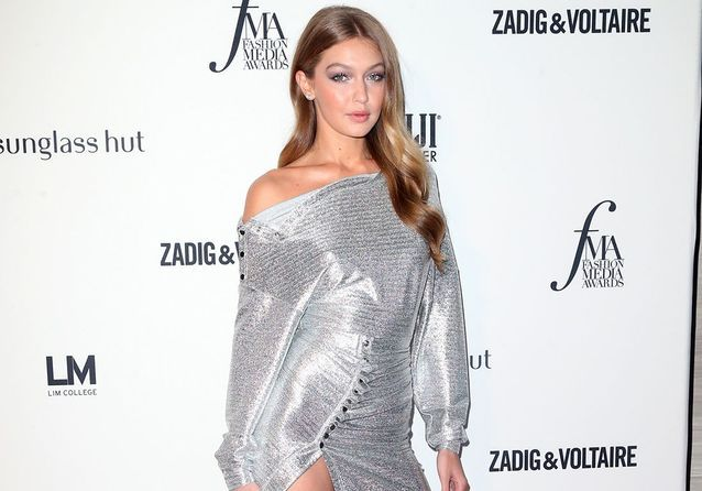 Gigi Hadid, Paris Jackson : qui était la plus stylée aux Fashion Media Awards ?