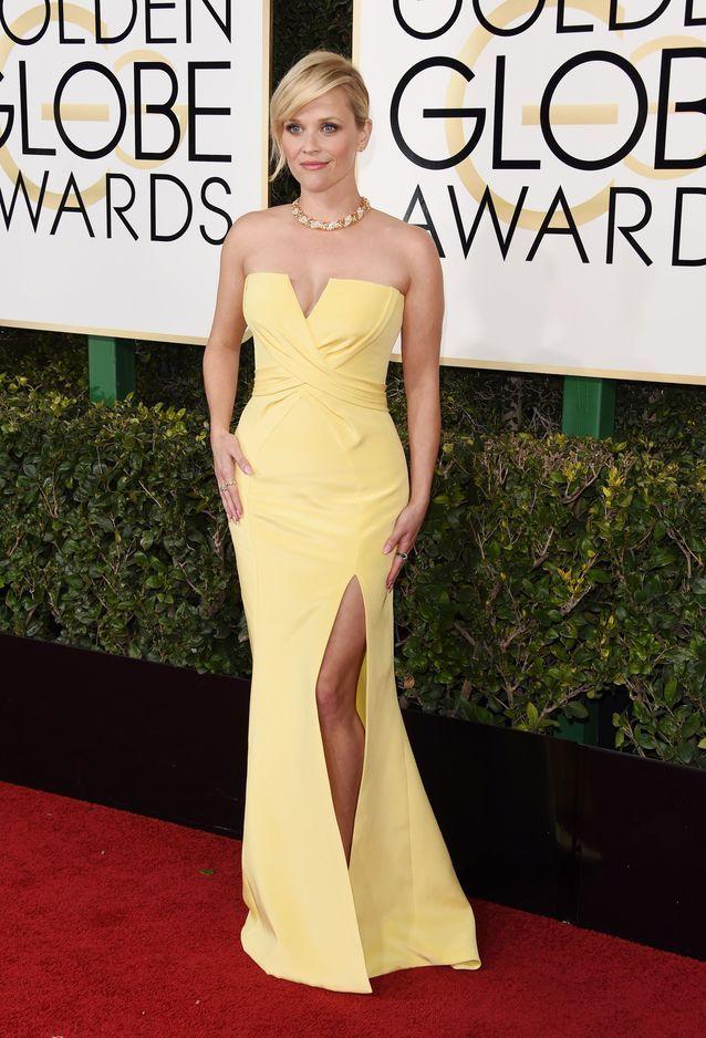 Reese Witherspoon en Atelier Versace