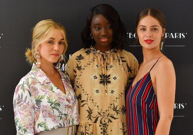 H&M fait le plein de stars pour l'inauguration de sa plus grande boutique de France