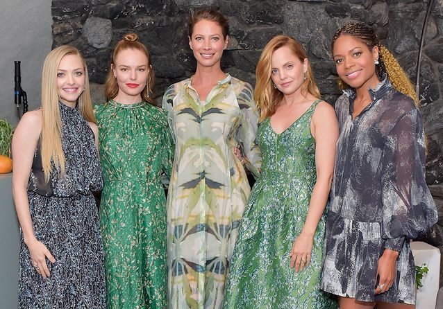 Kate Bosworth, Christy Turlington et Paris Jackson célèbrent la ligne H&M Conscious