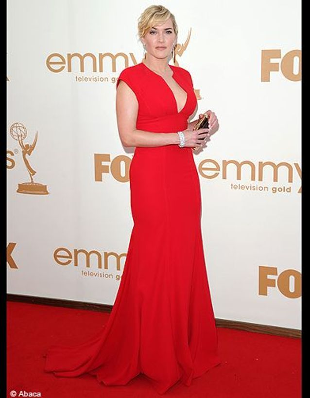 People tapis rouge emmy awards kate winslet