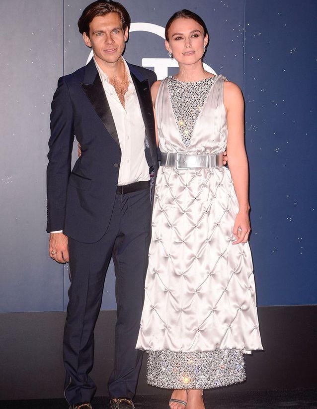 Keira Knightley et James Righton