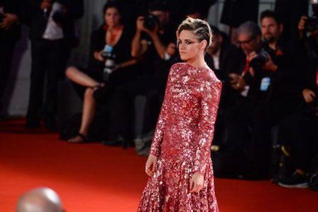 Kristen Stewart prend la pose