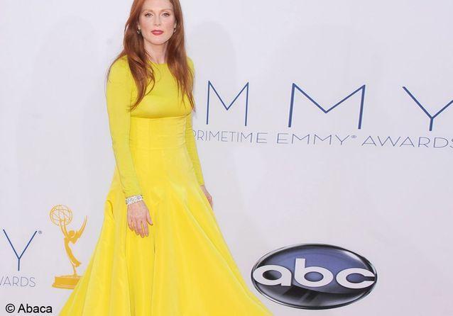 La cérémonie des Emmy Awards 2012