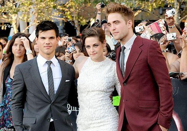 La première de Twilight 3 à Los Angeles