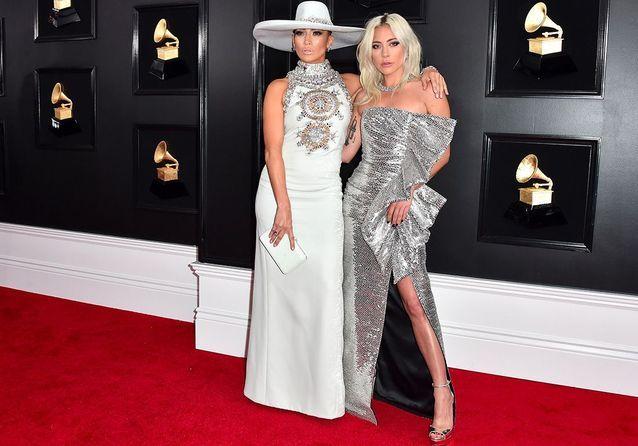 Lady Gaga, J Lo, Dua Lipa : les meilleurs looks sur tapis rouge des Grammy Awards 2019