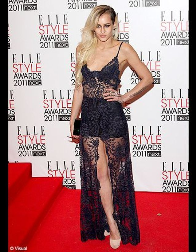 People tapis rouge elle style awards alice dellal