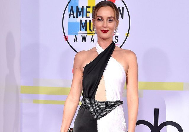 Le grand retour de la Gossip Girl Leighton Meester, alias Blair Waldorf, aux American Music Awards