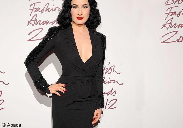Les fashionistas aux British Fashion Awards 2012