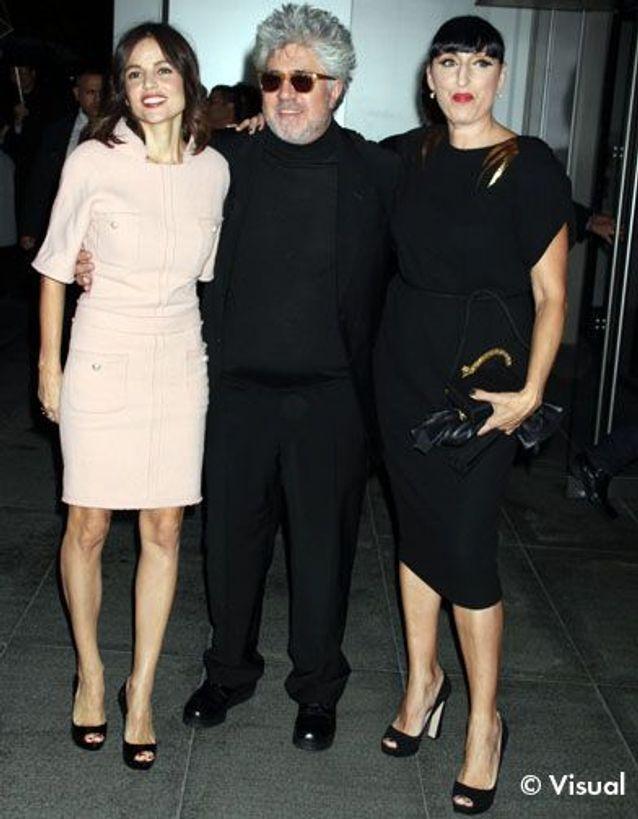 Pedro Almodovar, Elena Anaya et Rossy De Palma