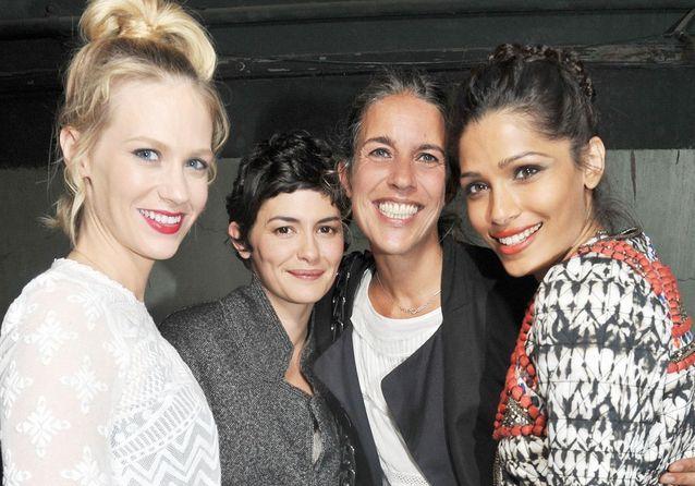 Les people fans de la collection Isabel Marant pour H&M