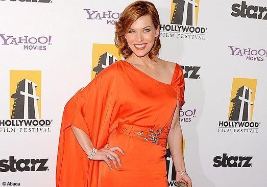 Les stars à la fête aux gala des Hollywood awards
